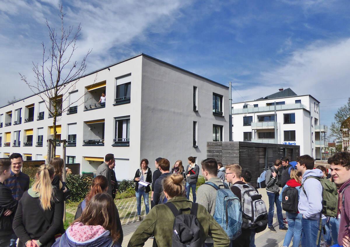 Studenten Der Tu Universität Kaiserslautern Entwickeln Konzepte Zur