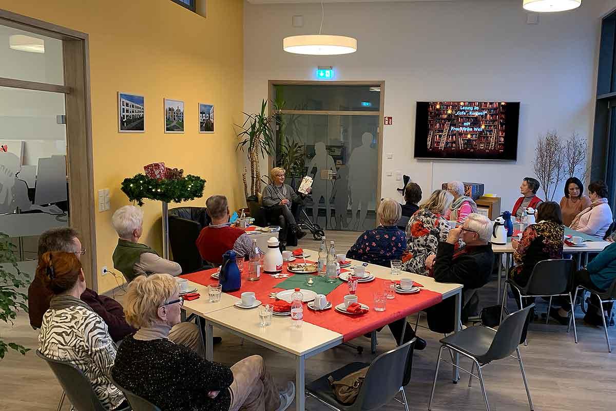 Im P11 begegnen sich die Menschen: Das neue Quartierszentrum im Winzler Viertel